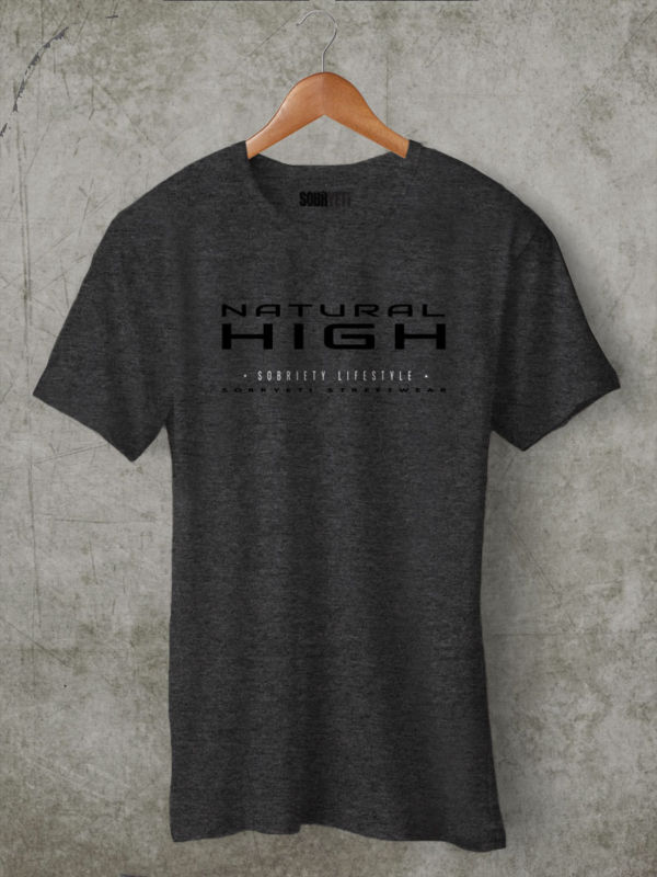 natural high addiction shirt
