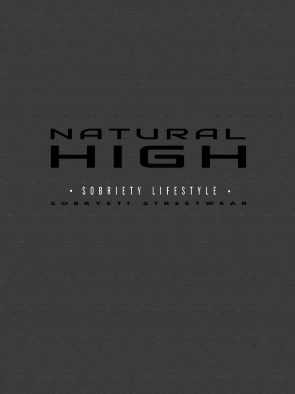 natural high addiction tee