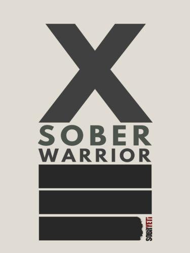Sober Warrior T-Shirt