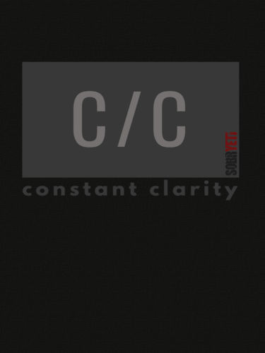 Constant Clarity T- Shirt