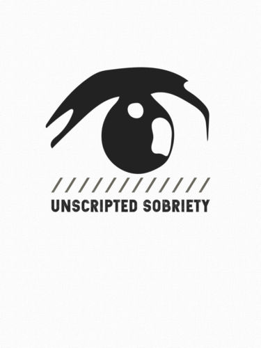 Unscripted Sobriety T-Shirt