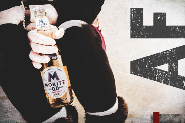 moritz alcohol free beer