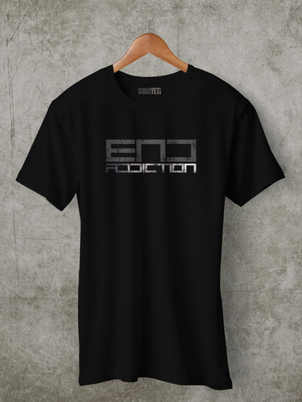 end addiction tee