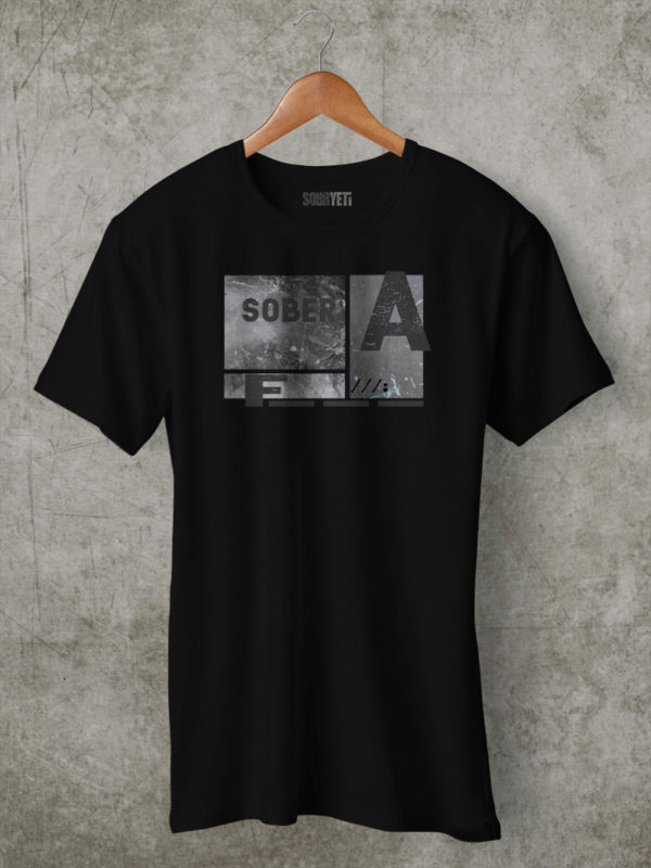sobriety t shirts