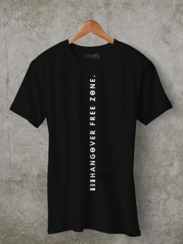Hangover Free Zone T-Shirt