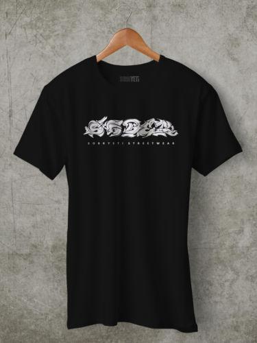 Sober Graffiti T-Shirt