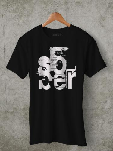 Sobriety Rebranded T-Shirt