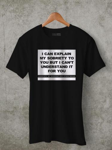 My Sobriety T-Shirt