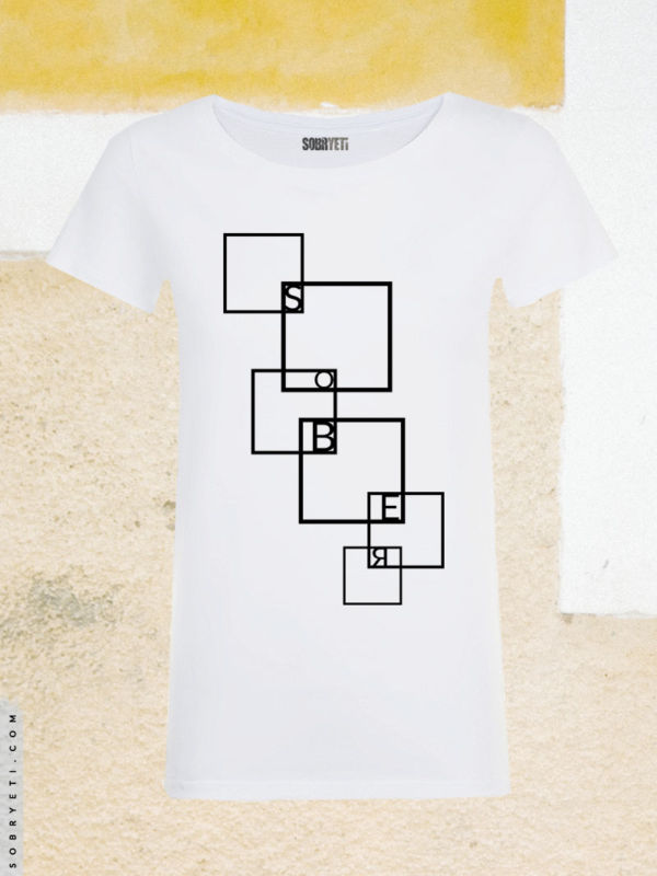 sobriety tees for women